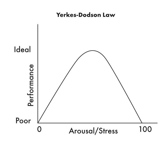 Yerkes-Dodson 法则