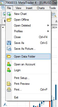 下载轴心点-打开数据文件夹