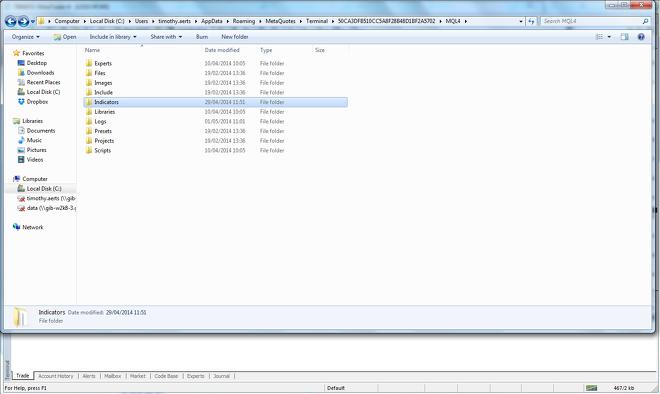 metatrader 4 user guide download