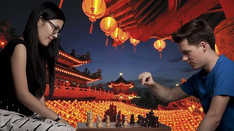 Выиграйте путёвку в Пекин